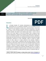 Ecología Industrial_Innovación y Aplicación Del Desarrollo Sustentable en Sistema Humanos (Torre-Marín 2010)
