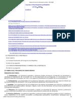 Sistema Peruano de Información Jurídica - SPIJ WEB