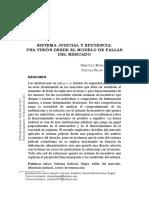 14 Sistema Judicial y Eficiencia 297-318