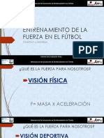 Ponencia Fuerza VIGO 2017