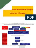 FLUXOS de TRATAMENTO FINAL - Chikungunya Manejo Clínico Da Dor MS Resumido Março PDF