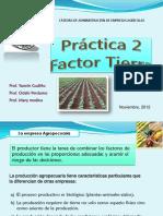 Tema Factor Tierra 2012