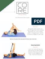 Core Stretch Guide