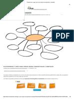 Plataformas y apps para crear mapas conceptuales y mentales.pdf