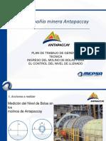 Presentacion Medicion de Bolas MEPSA-Antapaccay