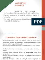 1.Introducción y Conceptos Termodinámicos Básicos