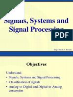 Signal System Signal Processing