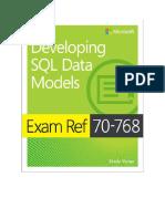 70-768 Developing SQL Data Models Exam Ref - Stacia Varga[2017][545p].docx