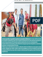 10-05-19 Arrancan operativo de seguridad en panteones municipales de Monterrey
