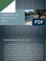 Impacto Ambiental en Los Rios Del Perú