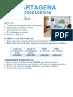 Enrutate - Viajes Terrestres Destino Playa 2019
