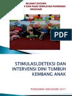 DDTK Pertemuan Guru Paud ,TK