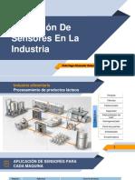 Sensores de la industria