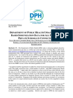 DPH Vaccination Reports