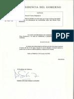 Luto oficial por la muerte de Alfredo Pérez Rubalcaba
