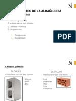 PPT 1.3 - Albañilería UPN