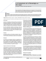 Duloxetina y Fibromialgia