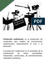 Fases de La Produccion Audiovisual