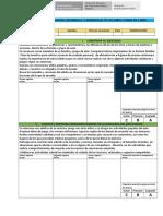Ficha 2 de Registro de Observación Del Desarrollo y Aprendizaje de Los Niños y Niñas de 4 AÑOS