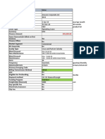 OKC Test Data Template