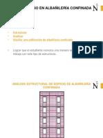 PPT 2.1 - Albañilería UPN