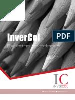 Brochure Invercol Spa
