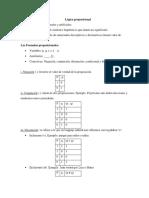 Lógica Proposicional Final