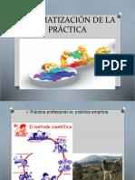 Sistematización de La Práctica
