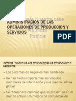 Diseño de productos y servicios