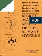 M. McGrath and C. McGiolla Cathain - Secret Magic Spells of The Romany Gypsies.pdf