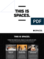 Spaces - Welcome Brochure_EN