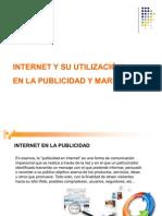 Internet y en La Publicida Ymarketing Marco Orihuela