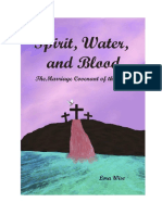 Spirit, Water, And Blood-The Marriage Covenant of the Lamb Finished May 9 2019