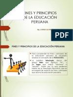 Fines y Principios