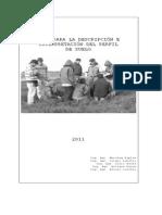 Guía Para La Descripción e Intrepretación Del Perfil Del Suelo