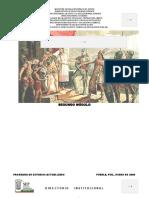 Programa Historia de México