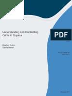 Understanding and Combatting Crime in Guyana (1)