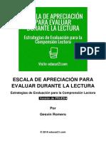 EscalaApreciación DuranteLectura Prueba Ver1.0 Imprimibles Educar21