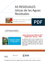 Clase 4 - Agua Residuales