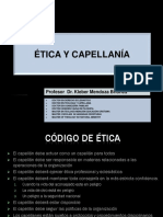 Ética y Capellanía