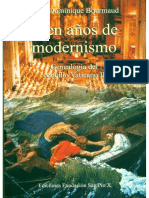 Cien años de Modernismo DOMINIQUE BOURMAUD