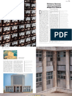08. Biblioteca Nacional. Expresión y Funcionalidad Arquitectónica