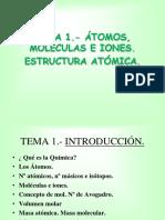 TEMA 1a-AtomosMoleculas y iones