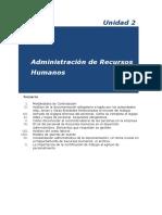 45_ Administración de Recursos Humanos para PYMES - Unidad 2