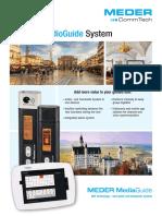 Flyer MediaGuide E