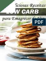 12 Receitas Low Carb