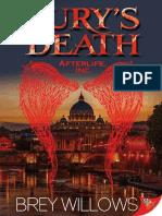 B.W Serie Afterlife Inc#3 La Furia y La Muerte