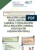 Liquidacion- Junio 2015
