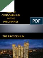 Sample Condominiums in the Philippines