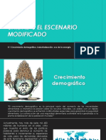 5.1 Crecimiento Demográfico, Industrialización, Uso de La Energía.